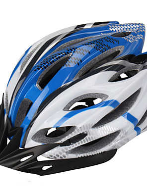 קסדה - יוניסקס - הר / ספורט - רכיבה על אופני הרים / רכיבה בכביש / טיפוס ( לבן / ורוד / שחור / Others , PC / EPS / פי וי סי ) 22פתחי