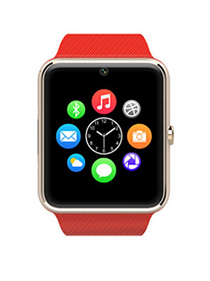 új intelligens karóra mobiltelefon karóra gt08 Bluetooth v3.0 ébresztőóra / mikro-levelek / stopper / számítógép