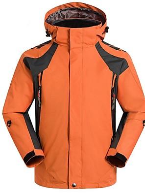 טיולי טבע ז'קטים לחורף / ג'קט / מעילי פליז / ז'קט עם שכבה חיצונית רכה / צמרות לילדים / יוניסקסעמיד למים / נושם / ייבוש מהיר / רוכסן קדמי