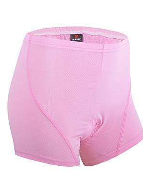 NUCKILY® Cyklistické prádlo DámskéProdyšné / Rychleschnoucí / Anatomický design / Odolný vůči UV záření / Propustnost vůči vlhkosti /