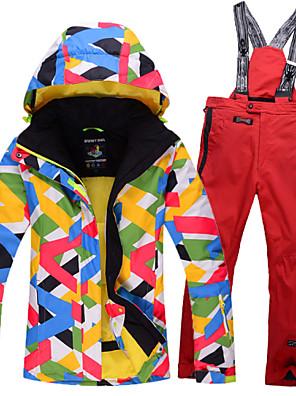 לילדים / יוניסקס ג'קט / אימונית / מעילי סקי/סנובורד / ז'קטים לחורף / צמרות / תחתיות / מדים בסטיםסקי / מחנאות וטיולים / איגרוף / ציד / דיג
