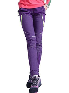 KOSHBIKE / KORAMAN® מכנסי רכיבה לנשיםעמיד למים / נושם / ייבוש מהיר / עמיד / עמיד אולטרה סגול / עמיד לאבק / נגד חרקים / חדירות גבוהה