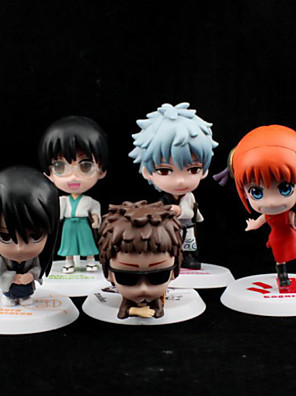 Gintama אחרים PVC נתוני פעילות אנימה צעצועי דגם בובת צעצוע