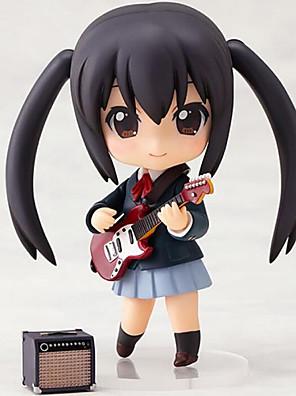 K-ON Azusa Nakano 10CM נתוני פעילות אנימה צעצועי דגם בובת צעצוע