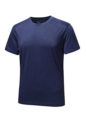 Homens CamisetaIoga / Acampar e Caminhar / Taekwondo / Boxe / Caça / Pesca / Alpinismo / Hipismo / Exercicio e Fitness / Golfe / Corridas