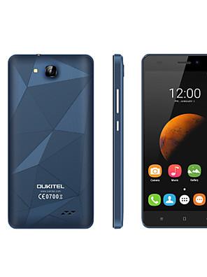 "OUKITEL C3 5.0 "" Android 6.0 Mobiele telefoon (Dubbele SIM Octa-core 13 MP 1GB + 8 GB Wit / Zwart & Blauw / Donkerblauw / Zwart / Goud)"