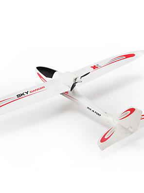 RTF WLTOYS A700-A Børste Elektrisk Fjernstyret quadcopter 3ch 2.4G EPO Klar Til Brug