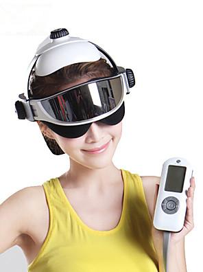 Teljes test / Szem / Fej Masszírozó Elektromos Infravörös / Rezgés / Légnyomás Elősegíti a fej vérkeringését / Szépség Állítható dinamika