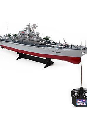 HT 2878A 1:275 RC Hajó Kefe nélküli elektromotor 2