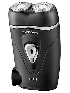 Elektrický holící strojek Muži Face Elektrický / Rotační holící strojek Otočná hlavice Nerez FLYCO
