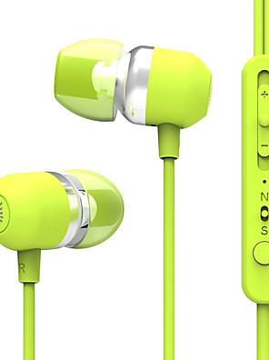 UiiSii UiiSii U3 Sluchátka do ušních kanálkůForPřehrávač / tablet / Mobilní telefon / PočítačWiths mikrofonem / DJ / ovládání hlasitosti