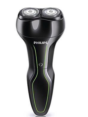 Elektrický holící strojek Muži Face Elektrický / Rotační holící strojek Pohyblivá hlavice / Otočná hlavice Nerez PHILIPS