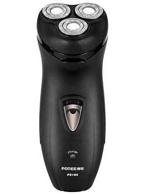 Elektrický holící strojek Muži Face Elektrický / Rotační holící strojek Nízká hlučnost / Pohyblivá hlavice / Otočná hlavice Nerez FLYCO
