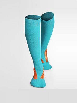 ריצה גרביים לנשים / לגברים / יוניסקס בלי שרוולים נושם / נגד חשמל סטטי / ללא חשמל סטטי / נגד החלקה / מגביל חיידקים כותנהטיפוס / כושר גופני