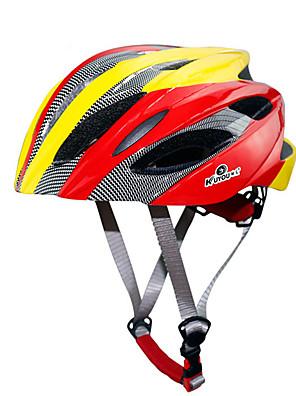 Sporty-Unisex-Cyklistika / Skateboard-Helma(Červená / Nebeská modř / Others,PC / EPS)18 Větrací otvory