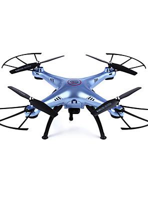 Drone SYMA X5HW 4-kanaals 6 AS 2.4G Met camera RC quadcopterFPV / LED-verlichting / Headless-modus / 360 Graden Fip Tijdens Vlucht /