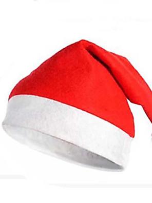 nissehue rød voksen julen tilbehør
