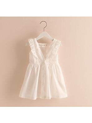 The New Children'S Clothing Girls Vest Skirt Children Sleeveless Dress Baby