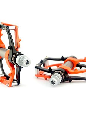 Jezdit na kole Pedály Jízda na kole Pohodlné Orange Hliníková slitina