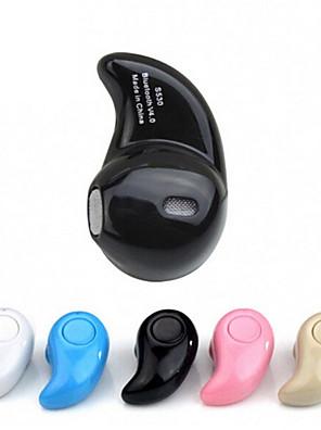 S530 mini stijl bluetooth headset draadloze bluetooth oortelefoon muziek sport stereo oordopjes met microfoon voor het besturen van een
