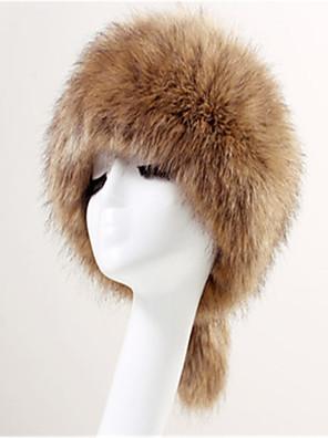 כובע עם שוליים רחבים יוניסקסאקריליק קיץ / חורף