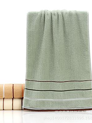 Vaskehåndklæde Hvid,Solid Høj kvalitet 100% Bomuld Håndklæde