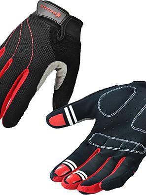 Luvas Luvas Esportivas Mulheres / Homens Luvas de Ciclismo Outono / Inverno Luvas para CiclismoMantenha Quente / Anti-Derrapagem /
