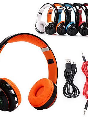 JKR 208B Høretelefoner (Pandebånd)ForMedie Player/Tablet / Mobiltelefon / ComputerWithMed Mikrofon / Lydstyrke Kontrol / FM Radio /