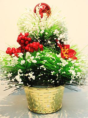 mini kerstboom ballon ornamenten