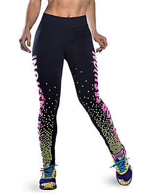 Medium-Polyester-Legging-Vrouw-Legging