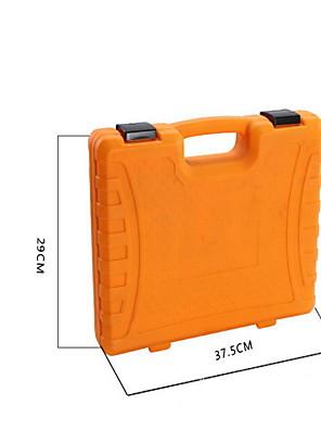 108 db króm-vanádium acél hüvely kombináció utángyártott autószerelő kulcs készlet javító készlet