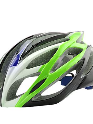 לנשים / לגברים / יוניסקס אופניים קסדה 20 פתחי אוורור רכיבת אופניים רכיבה על אופניים / רכיבה על אופני הרים / רכיבה בכביש / רכיבת פנאימידה