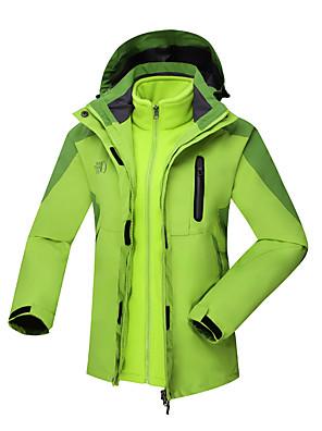 Turistika Tepláková souprava / Větrovky / Softshellové bundy / Vrchní část oděvu Dámské Zahřívací / Pohodlné / Ochranný Podzim / Zima