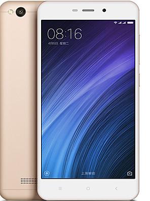 "RedMi 4A 5.0 "" MIUI 4G smartphone (Dobbelt SIM Quad Core 13 MP 2GB + 16 GB Gyldent)"