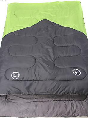 Saco de dormir Liner Largura Dupla Solteiro (L150 cm x C200 cm) 10 Algodão 400g 180X30 Equitação / Campismo / Viajar / Exterior / Interior