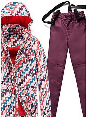 Trilha Blusas / Calças Mulheres / Homens Impermeável / Mantenha Quente / A Prova de Vento / Isolado / ConfortávelPrimavera / Outono /