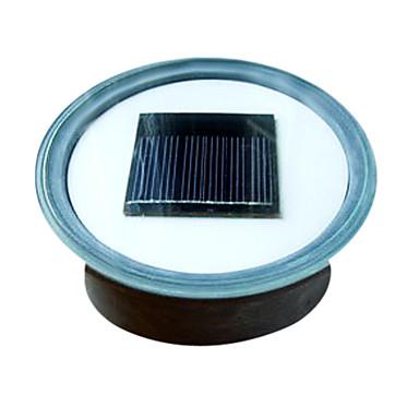 8 led verlichting onder de grond in glas op zonne energie 353286 2017 - Kleine zonne lamp ...