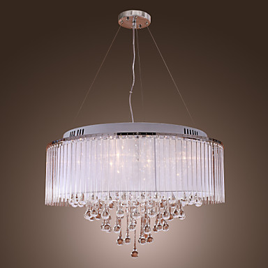 max 20w pendant light modern contemporary drum. Black Bedroom Furniture Sets. Home Design Ideas