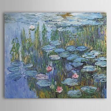 Dipinta a mano riproduzione paesaggi un pannello tela for Quadri dipinti a mano paesaggi