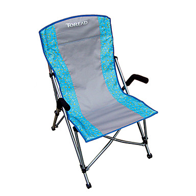Toread Outdoor Folding Chair With Beautiful Decorative