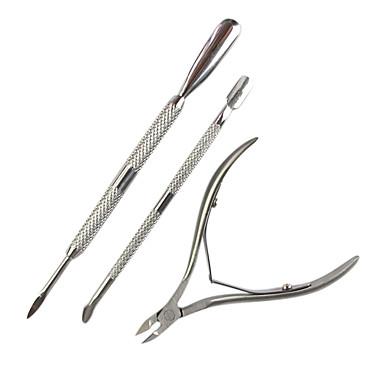 3PCS Callus & Corn Removers Scissors Kit