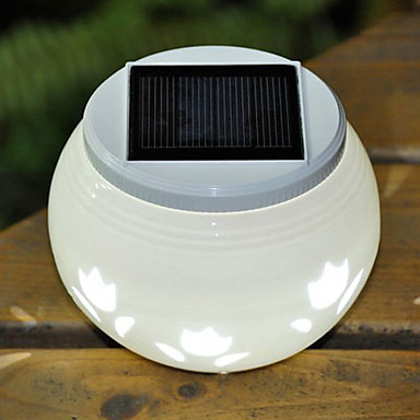 Outdoor solar table light