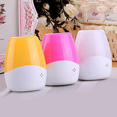 0.3W Light-operated & Voice Control Night Light-3 Colours Available