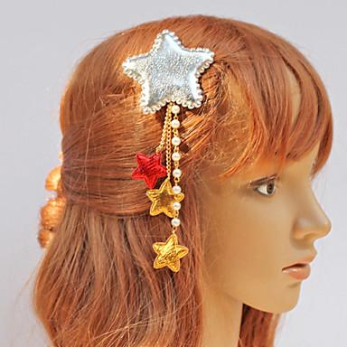 Colorful plastic stars christmas headdress 922095 2016 9 99