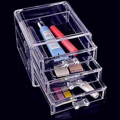 Buy Cosmetics Storage Toilet Plastic Multi-function / Eco-Friendly Travel Gift