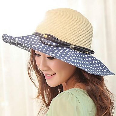 Donna cappello di paglia La Grande Spiaggia del cappello ...