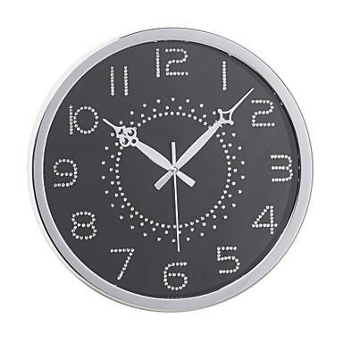 14 h joyer a moderno reloj de pared de metal 1355003 2017 - Reloj de pared moderno ...