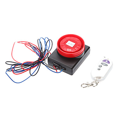Motor Electric Induction Alarm,with Long Distance Remote Control  #01502281