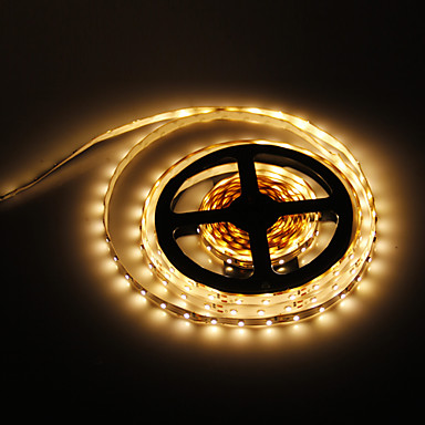 Los 5m 24w 300x3528smd 3000 3500k luz blanca c lida - Tiras luces led ...