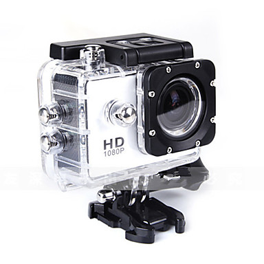 SJ4000 Sports Action Camera 12MP 4000 x 3000 Waterproof / 1080P / Anti-Shock 1.5 CMOS 32 GB 30 MUniversal / Diving & Snorkeling /